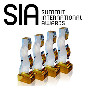 15th Summit International Awards - Summit Creative Awards